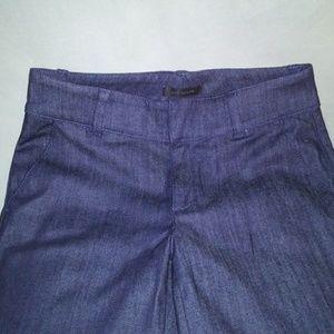Ann Taylor Trouser Jeans Size 2.